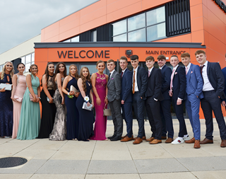 Year 11 celebrate in style!